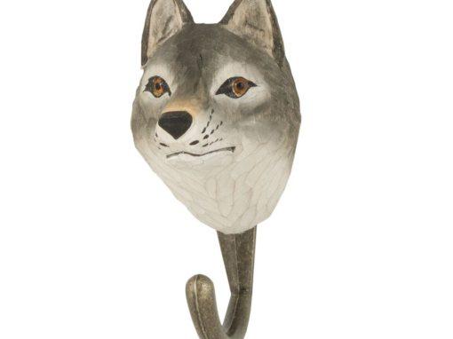 DecoHook Grijze Wolf